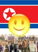 photo Political situation in Noth Korea - satisfied