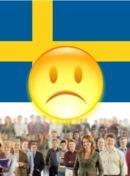 Den politiska läget i Sverige: missnöjd