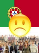 Political situation in Portugal - satisfied