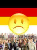 D: politische Situation - unzufrieden