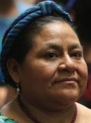 photo Rigoberta Menchú