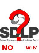  NO! SDLP (UK)