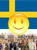 photo Den politiska läget i Sverige: nöjd