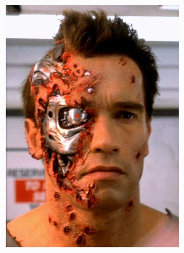 Terminator - Arnold Schwarzenegger